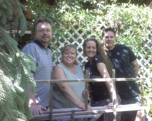 My family, 5-31-2010.