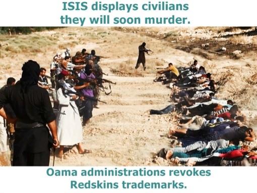ISIS-Redskins